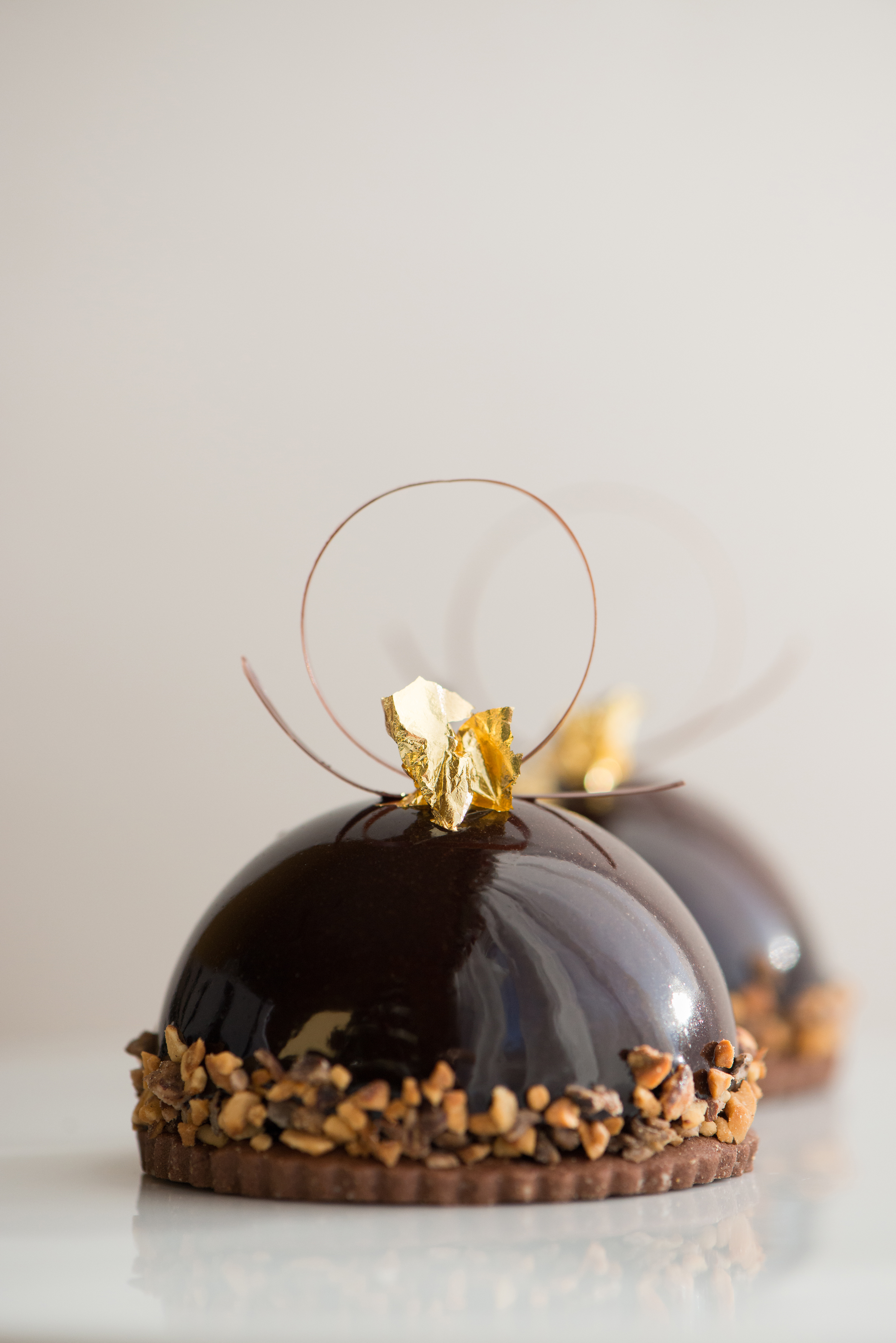 Chocolate Mousse Petit Gateau | Now, Forager | Teresa Floyd Photography