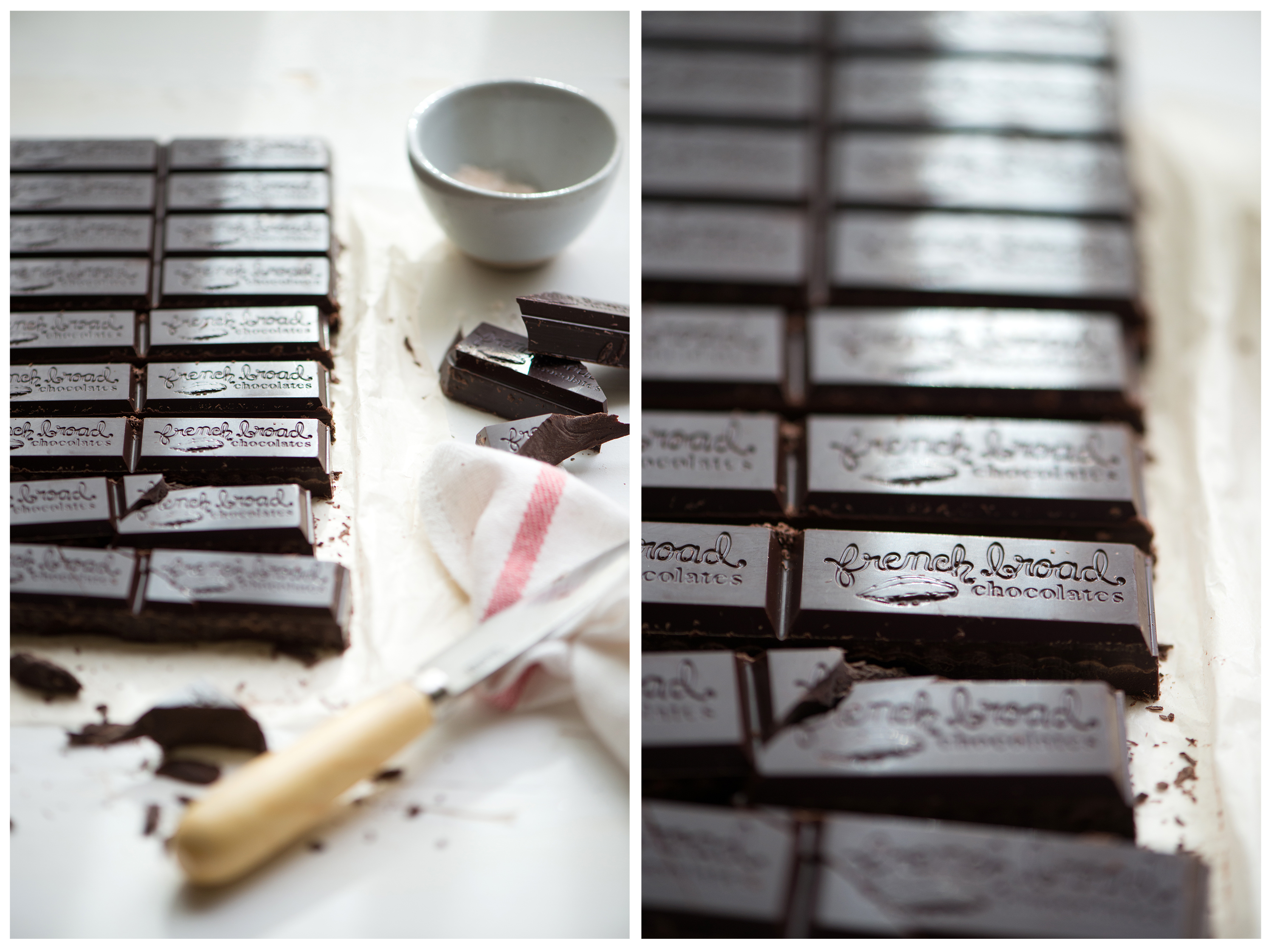 French Broad Chocolate | Now, Forager | Teresa Floyd Photography