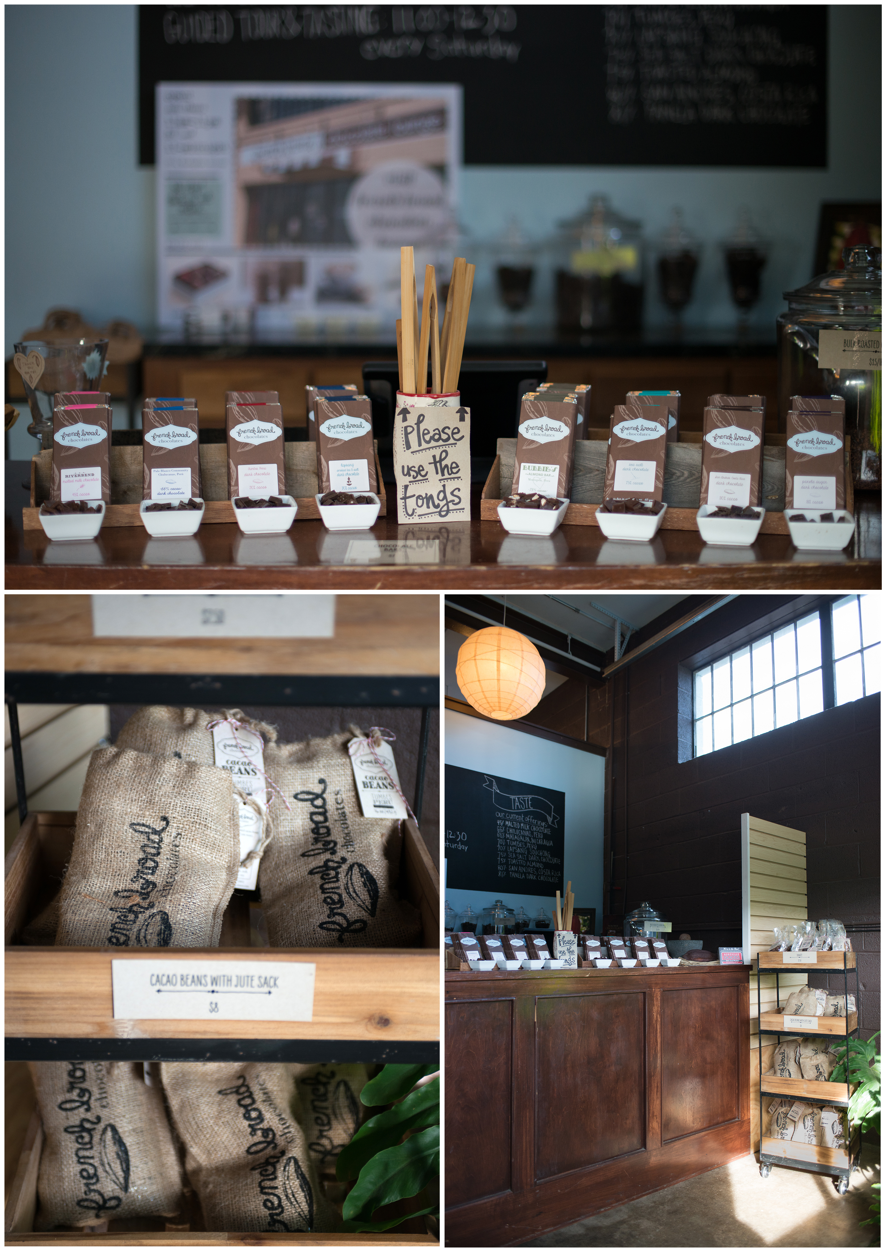 French Broad Factory Chocolates | Now, Forager | Teresa Floyd Photography