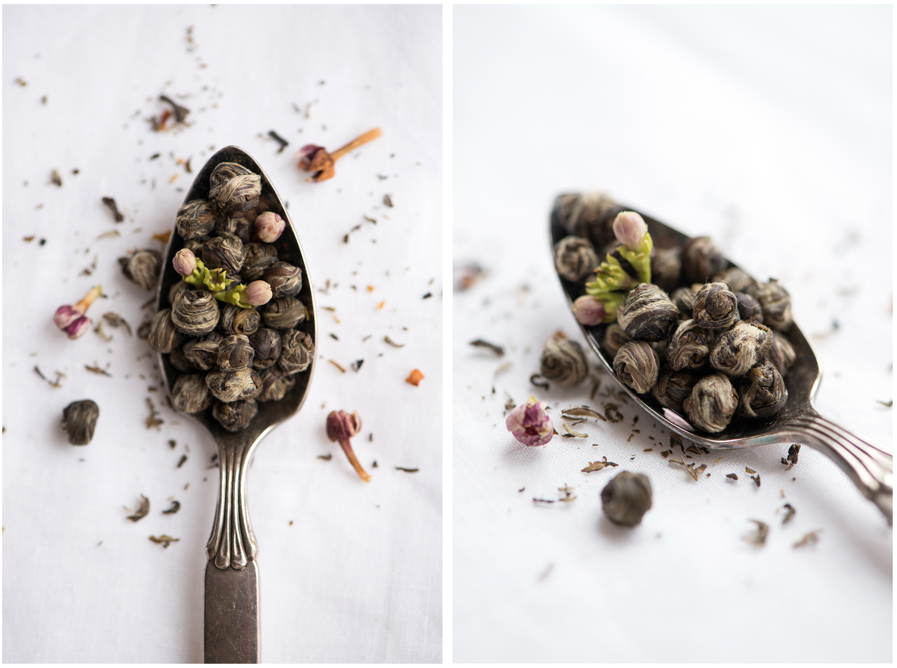 Jasmine Pearl Tea | Now, Forager | Teresa Floyd Photography