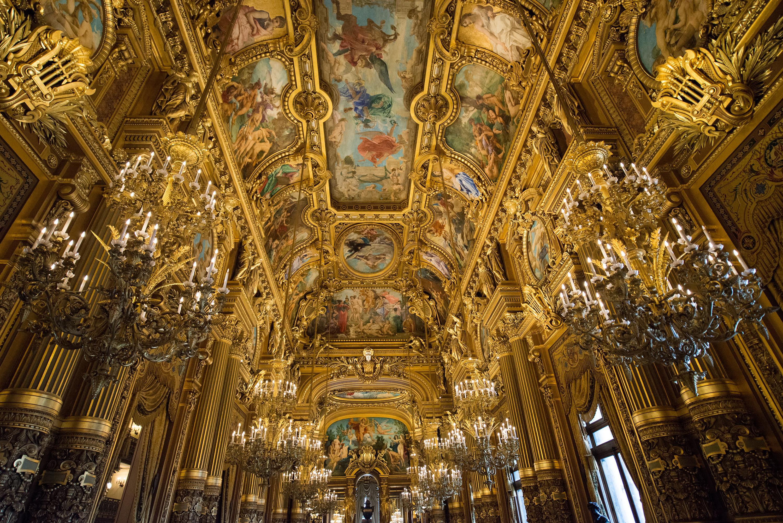 Palais Garnier | Now, Forager | Teresa Floyd Photography