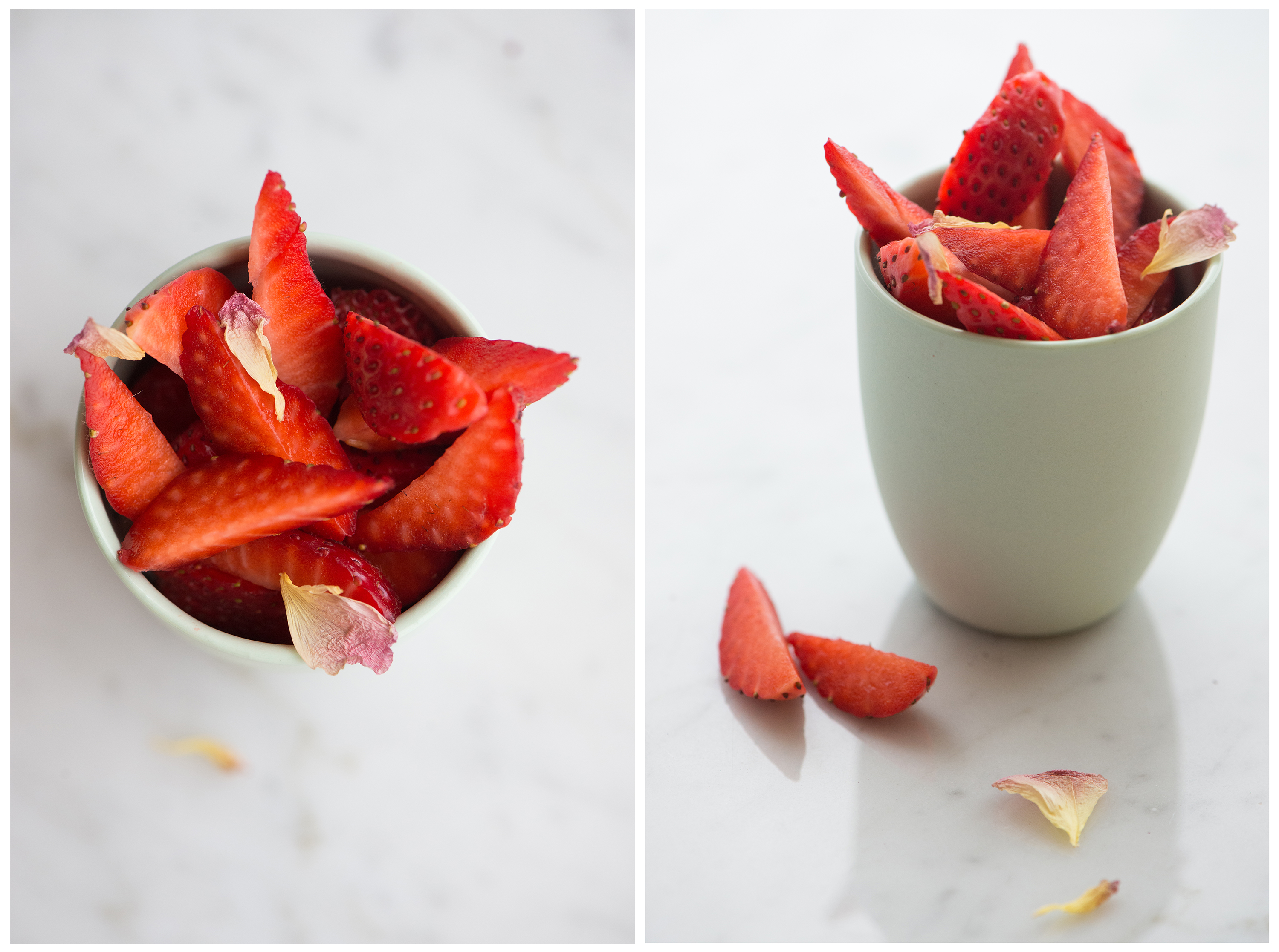 Strawberries | Now, Forager | Teresa Floyd Photography