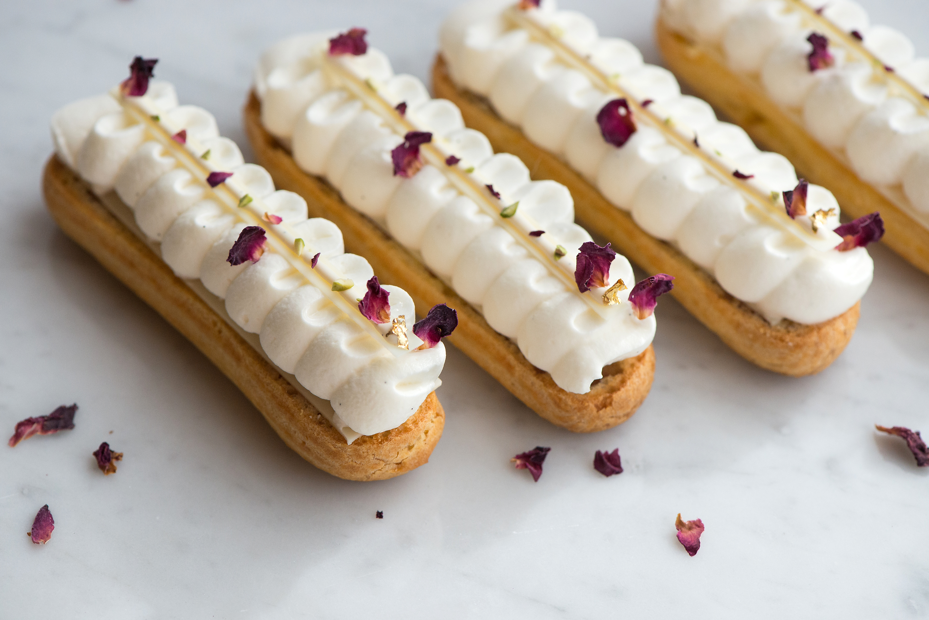 StrawberryRose Eclairs | Now, Forager | Teresa Floyd Photography 6.40.34 PM