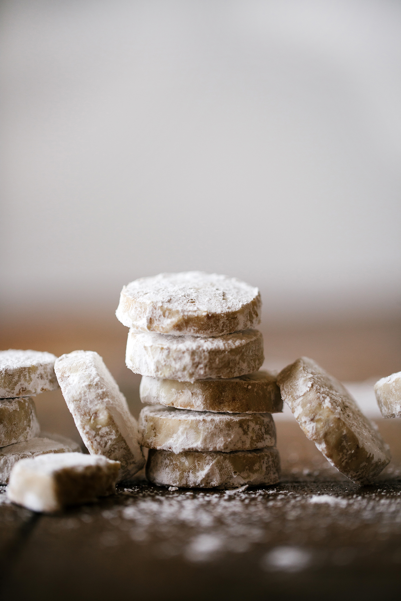 Chestnut Snow Cookies | Now, Forager | Teresa Floyd Photography