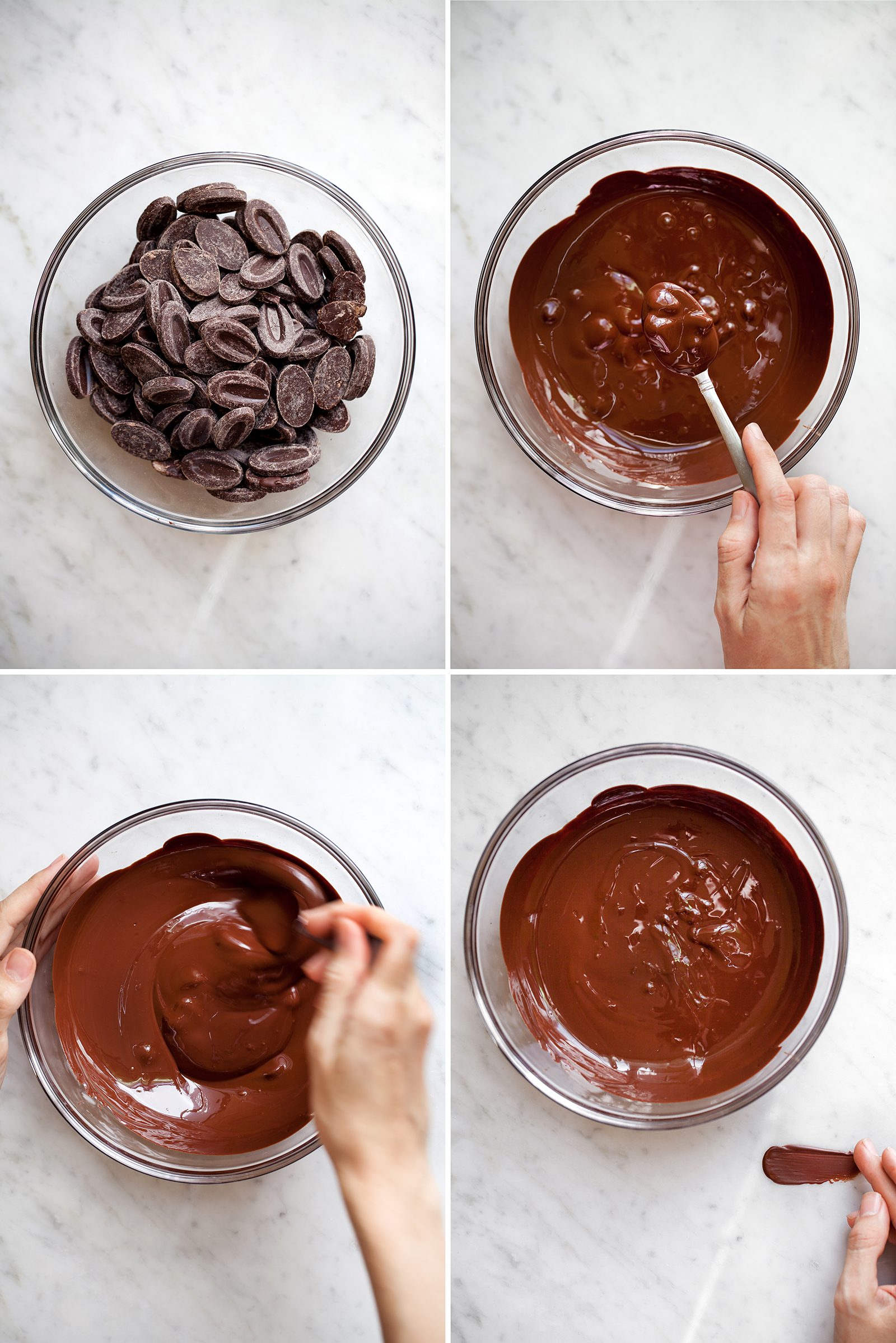 Quick Tempering Chocolate | Now, Forager | Teresa Floyd
