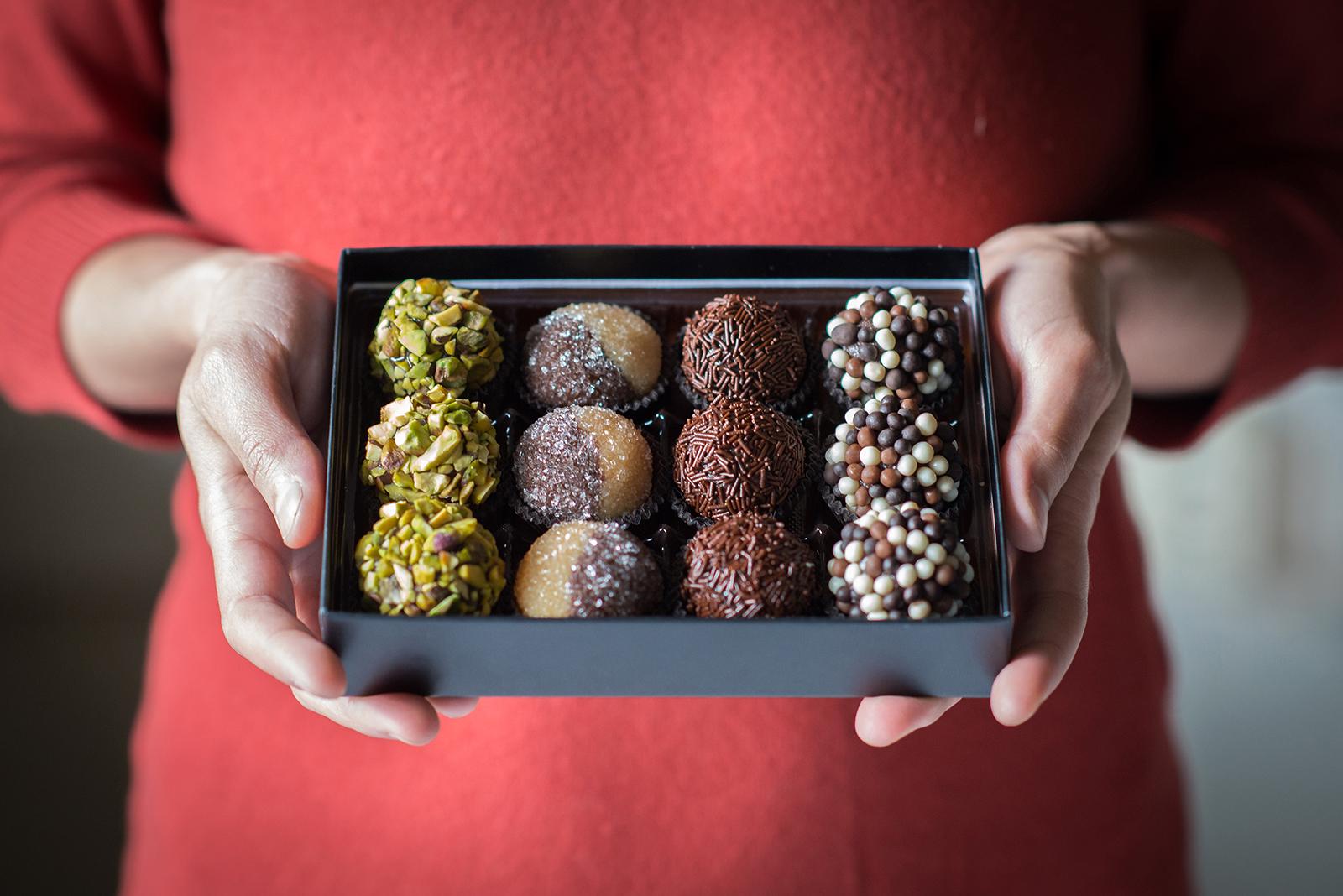 Feast Magazine | Brigabon Candy Co. | Teresa Floyd Photography