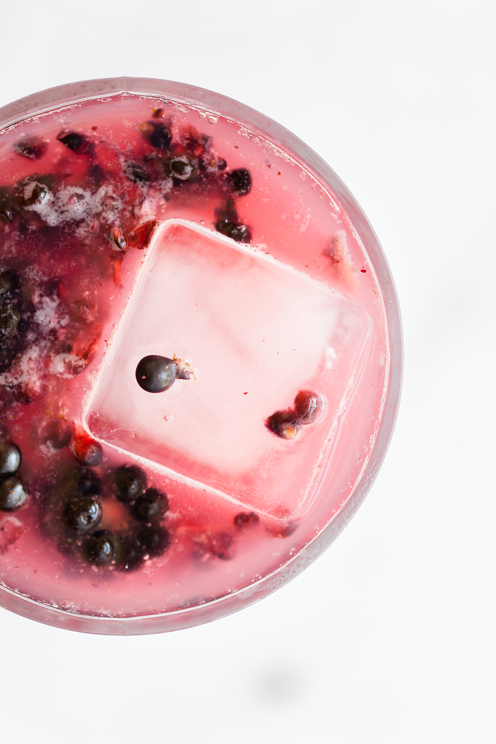 Blackberry Lavender Soda | Now, Forager | Teresa Floyd