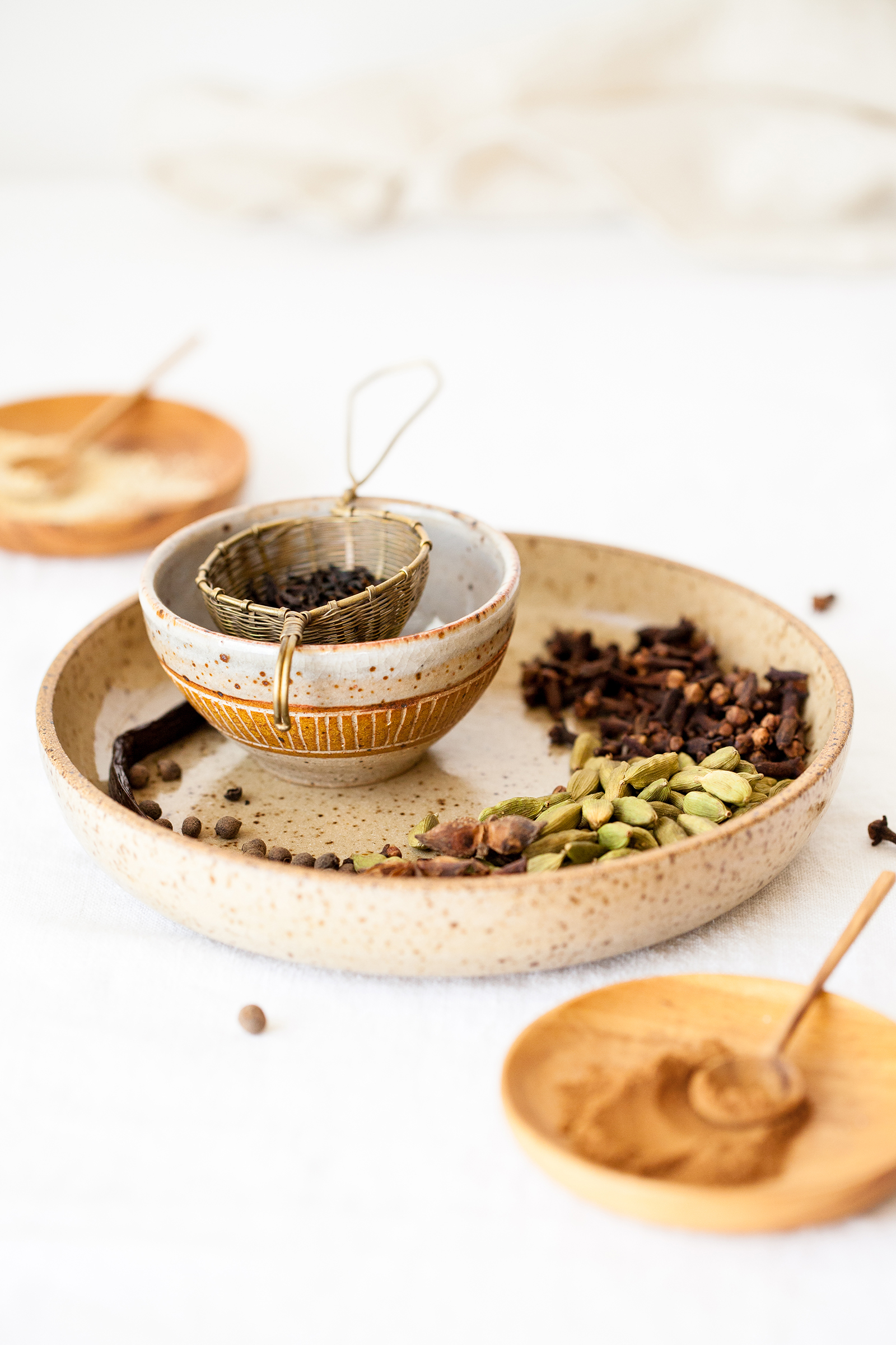 Chai Spices | Now, Forager | Teresa Floyd