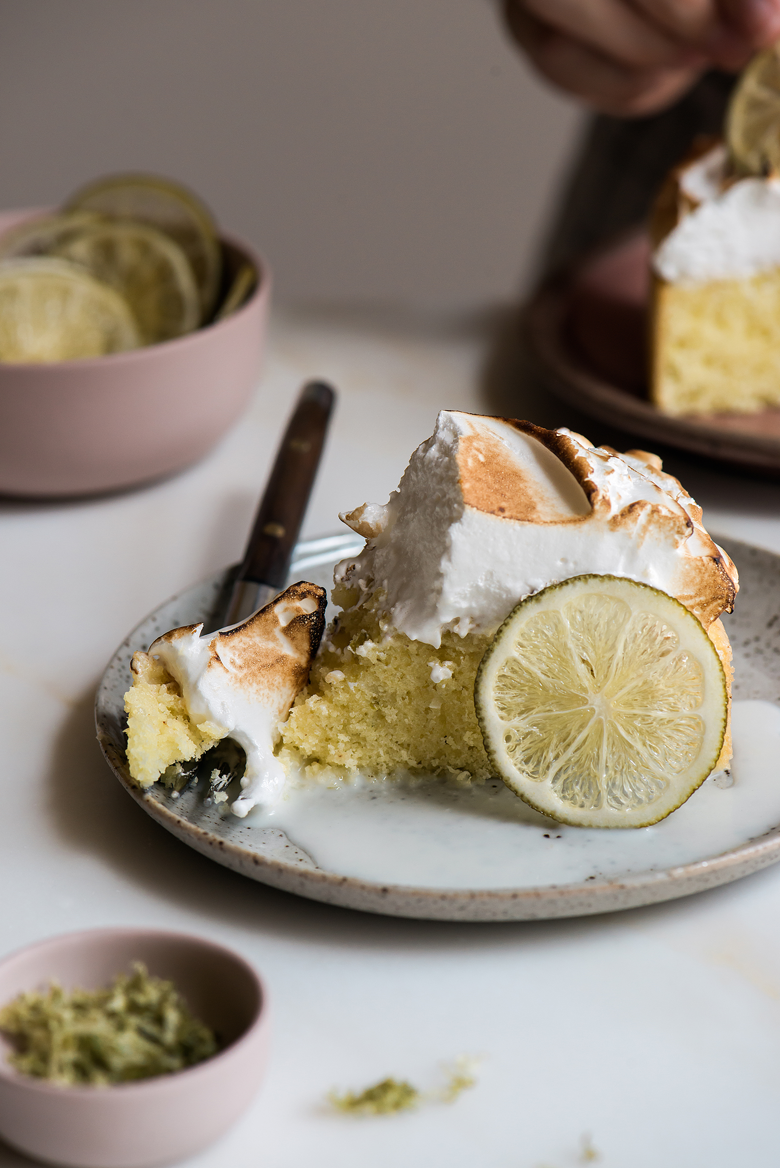 Coconut Lime Tres Leches Cake | Now, Forager | Teresa Floyd