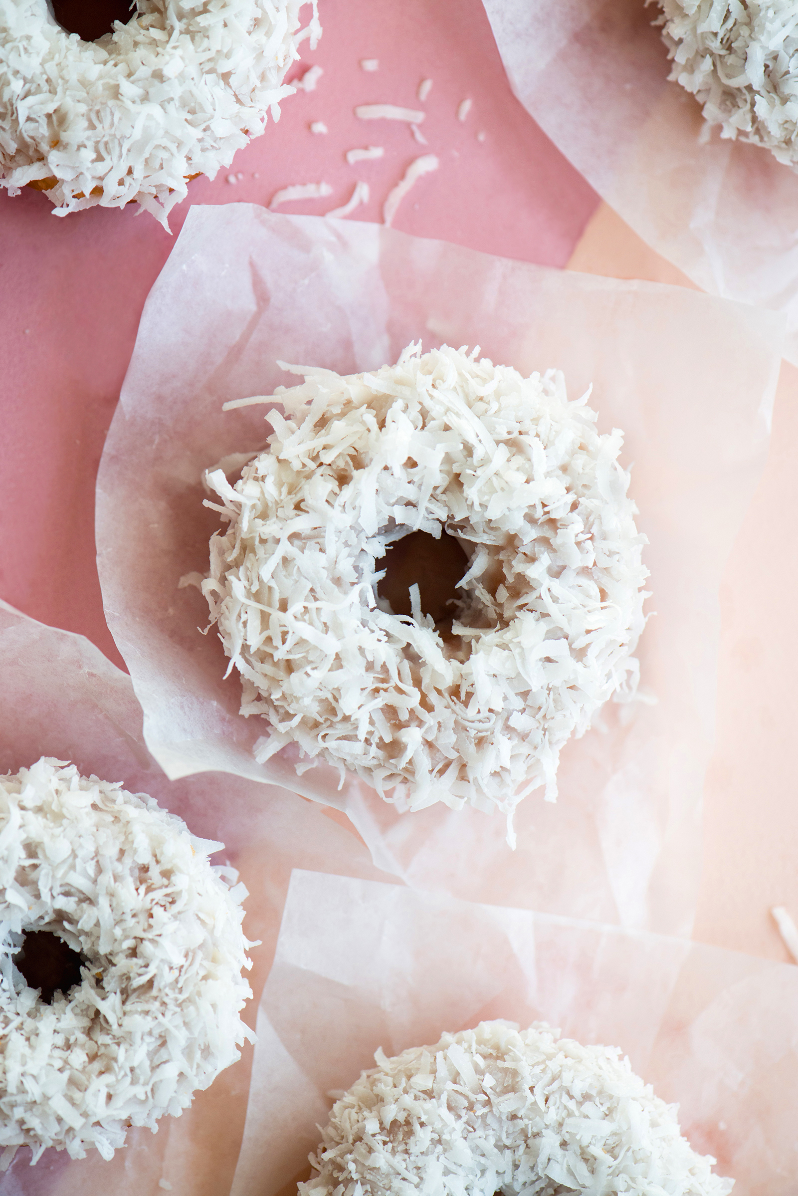 Coconut Doughnuts | Now, Forager | Teresa Floyd
