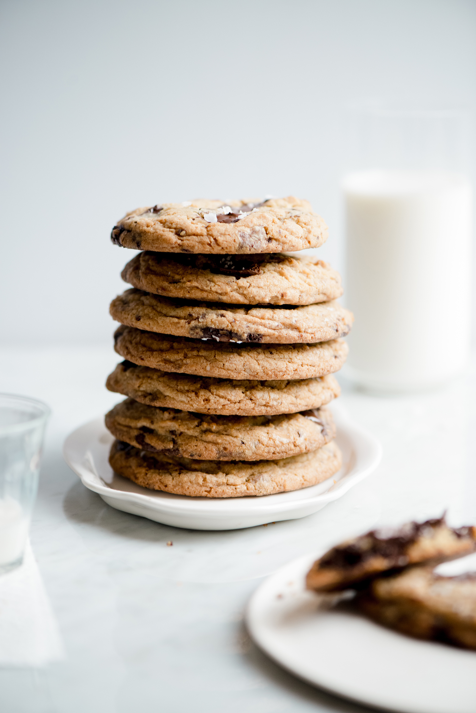 Triple Chocolate Chip Cookies | Now, Forager | Teresa Floyd